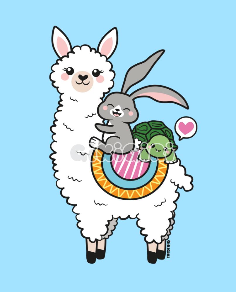 Alpaca Tortoise & Hare